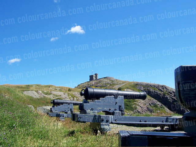 Signal Hill, St. John's Newfoundland | Cheap Stock Photo
