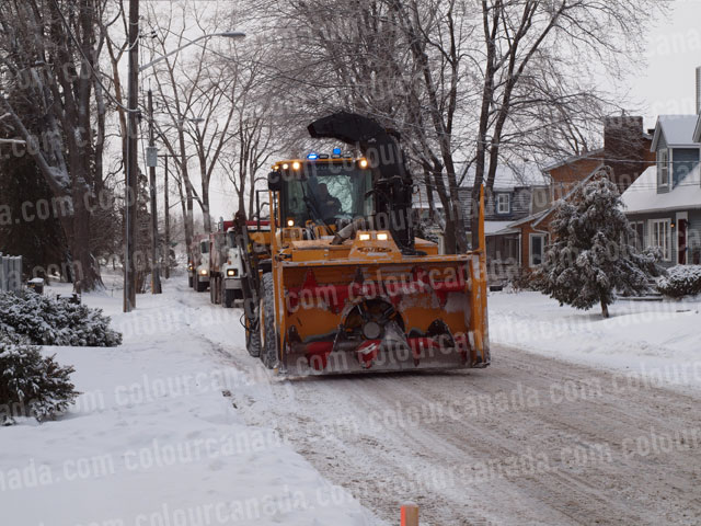 Snow Removal (1) | Cheap Stock Photo