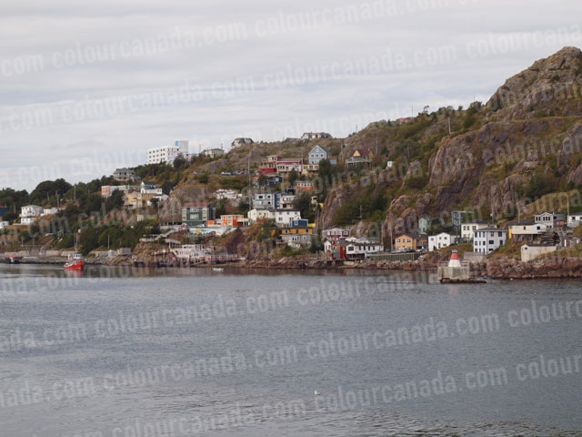 St. John's (1) The Battery | Cheap Stock Photo