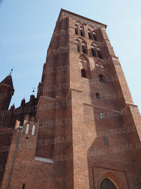 St. Mary's Gdansk | Cheap Stock Photo