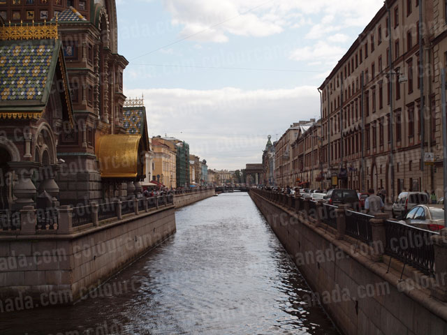 St. Petersburg Canal (2) | Cheap Stock Photo