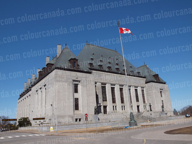 Supreme Court of Canada (1) | Cheap Stock Photo
