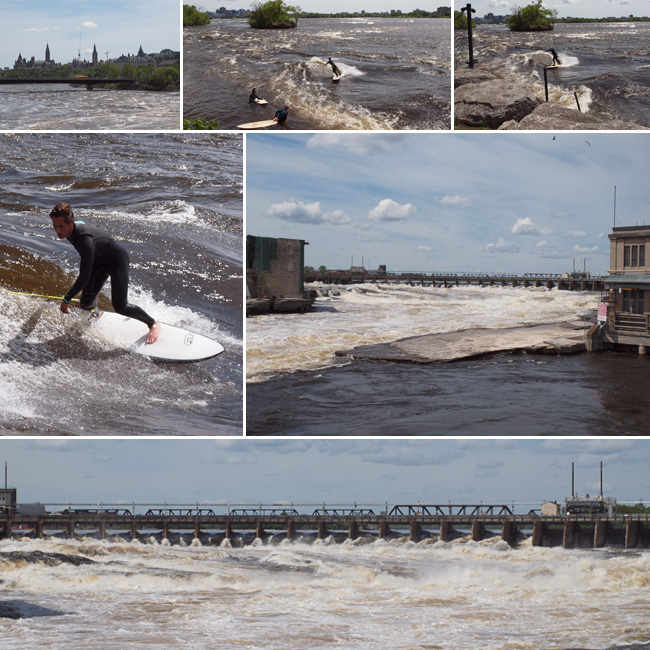surfing in ottawa