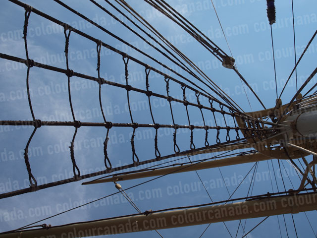 Tall Ship Rigging | Cheap Stock Photo