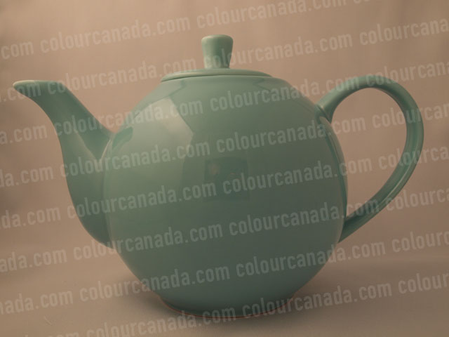 Tea Pot Retro Green (1) | Cheap Stock Photo