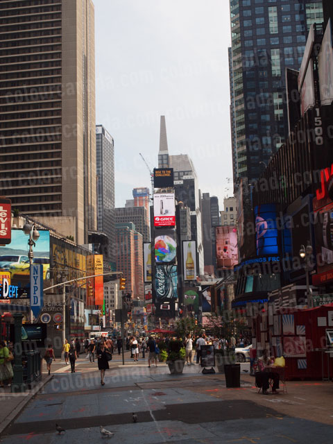 Times Square New York City | Cheap Stock Photo