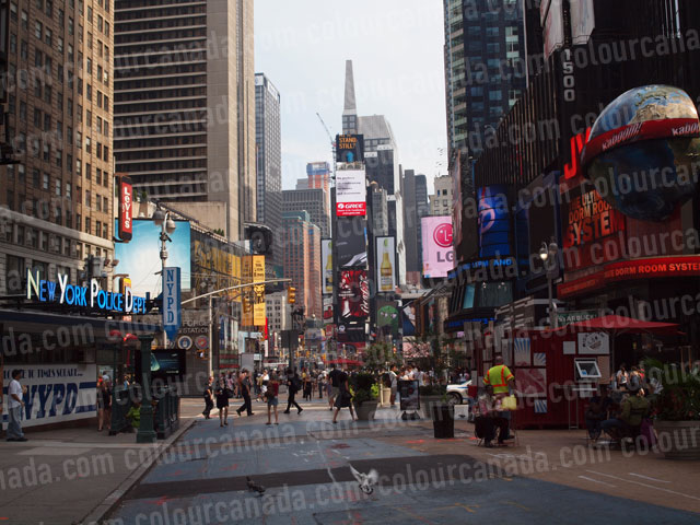 Times Square (2) | Cheap Stock Photo