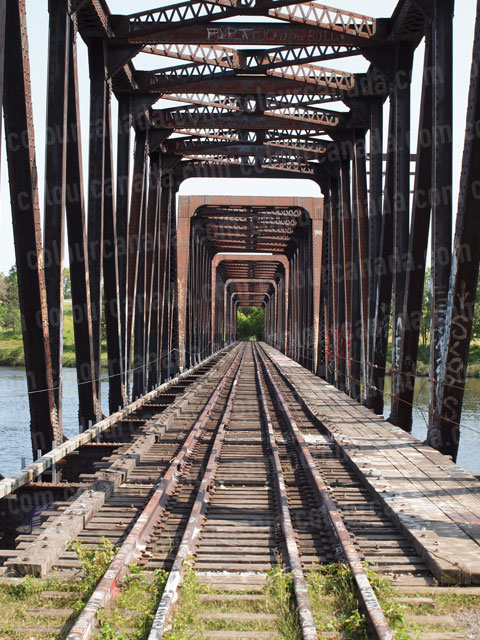 Train Bridge (4) | Cheap Stock Photo