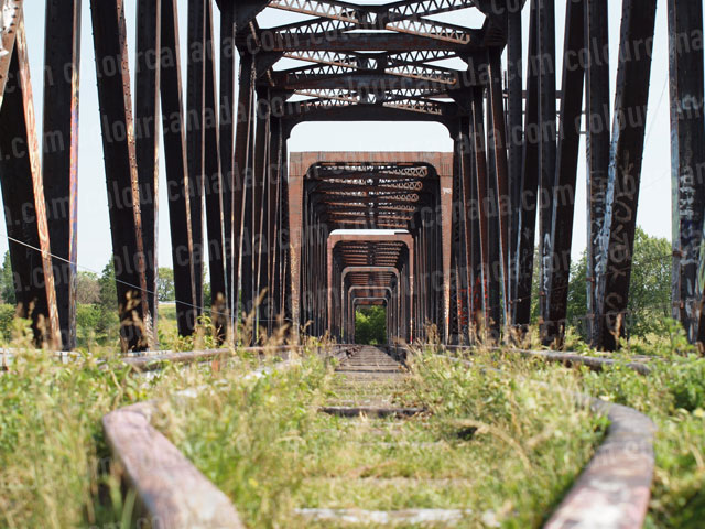 Train Bridge (5) | Cheap Stock Photo