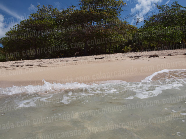Waves on Beach (3) | Cheap Stock Photo
