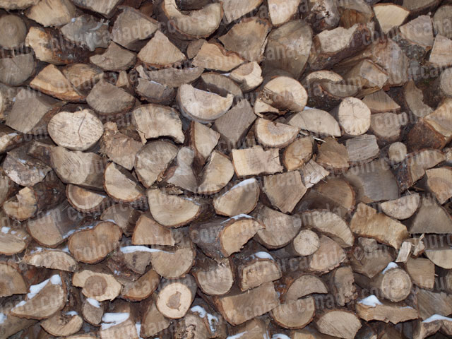 Wood Pile | Cheap Stock Photo